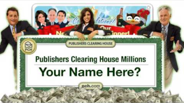 Publishers Clearing House Surveys